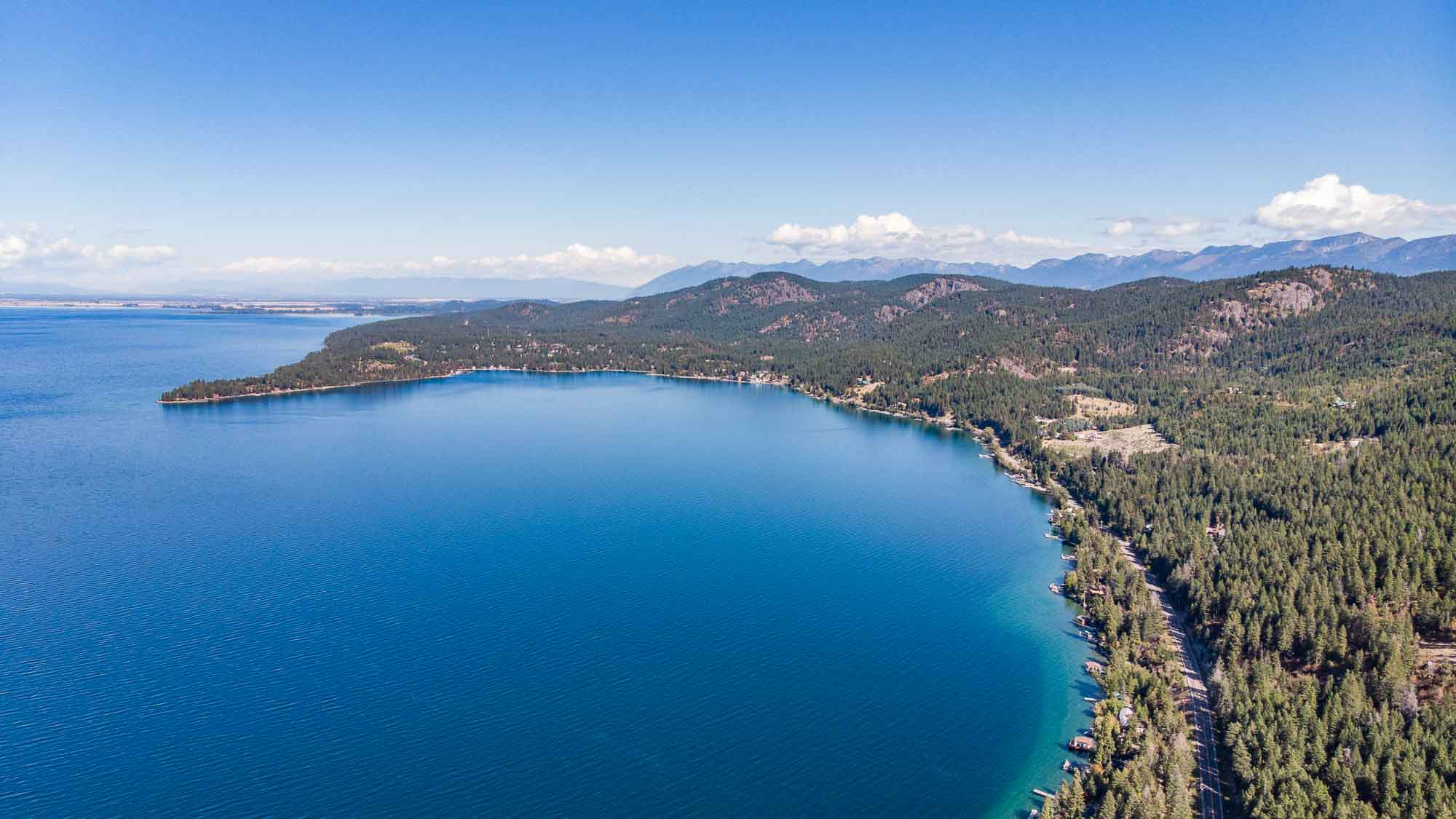 Montana Lakefront Homes For Sale