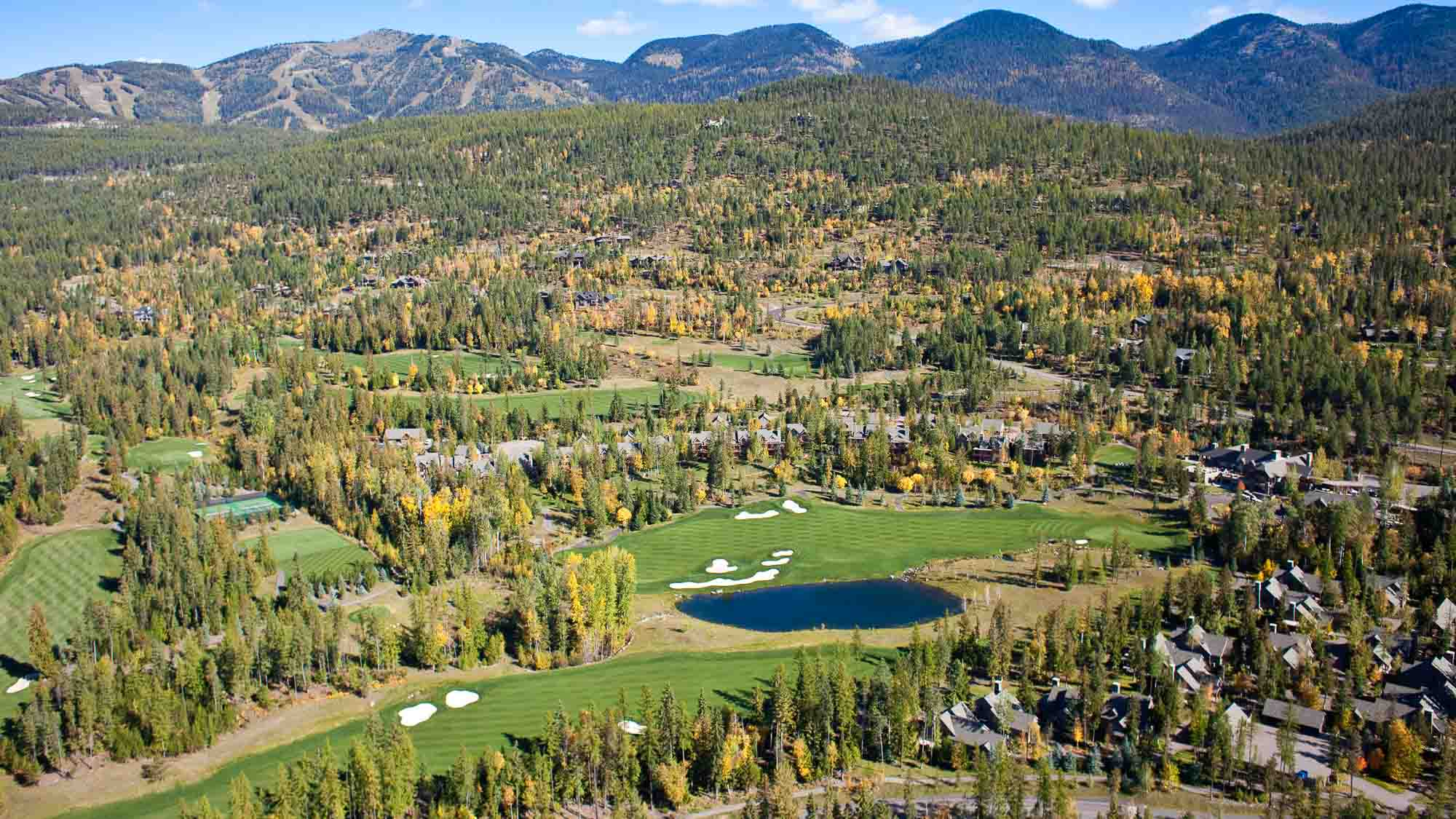 Whitefish Iron Horse Homes For Sale