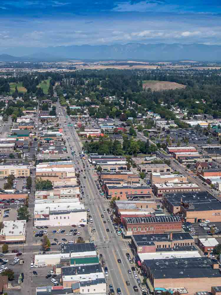 Downtown Kalispell Homes For Sale