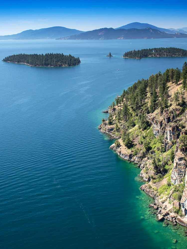 Montana Waterfront Real Estate
