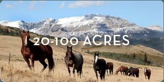 20-100 Acres